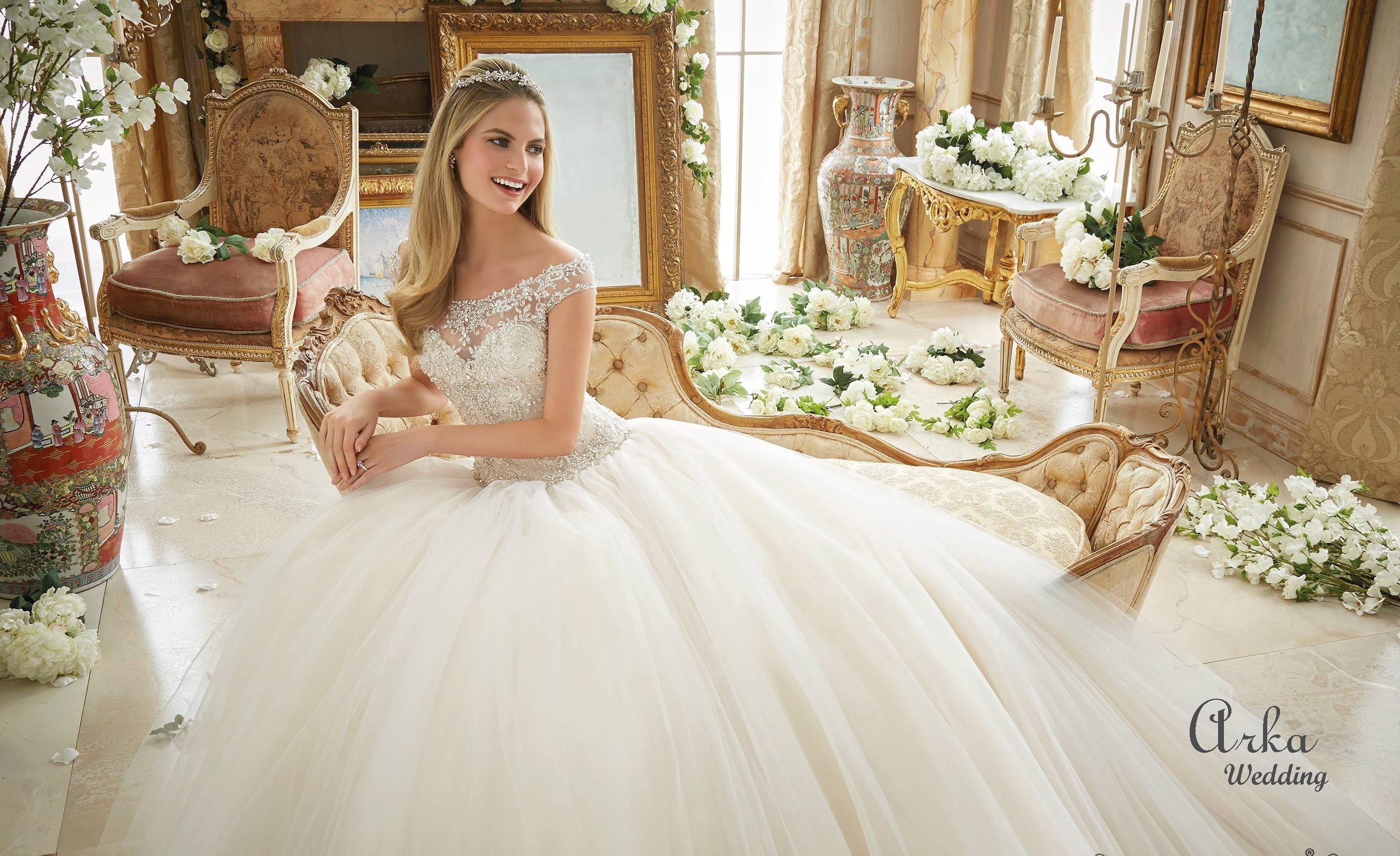 Οίκος Νυφικών Arka Wedding