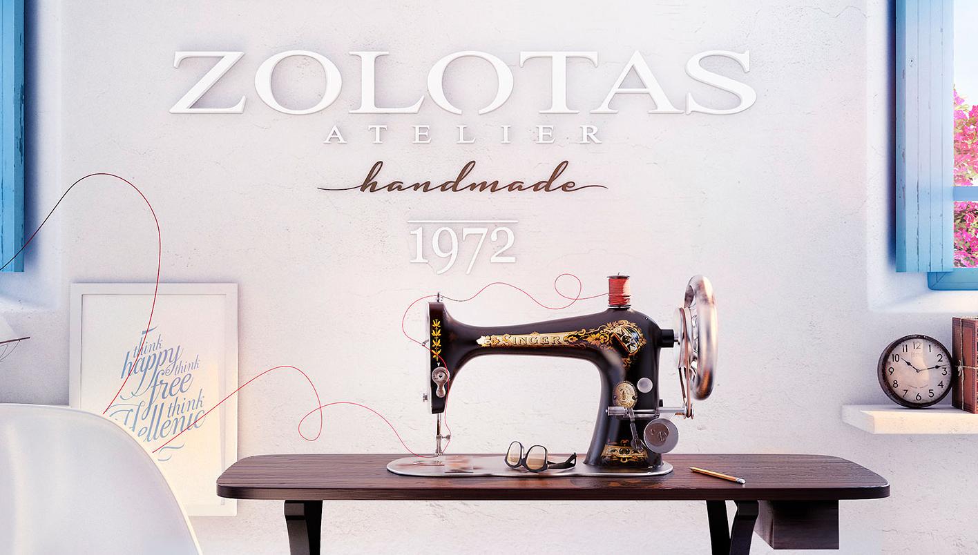 Οίκος Νυφικών Atelier Zolotas