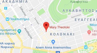 Χάρτης Mary Theotoki