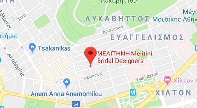 Χάρτης Melitini Bridal