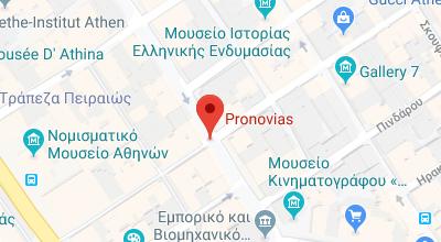 Χάρτης Pronovias