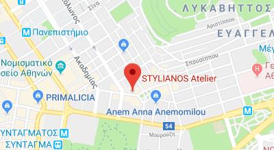 Χάρτης Stylianos Atelier