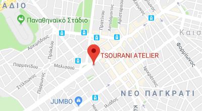 Χάρτης Atelier Tsourani